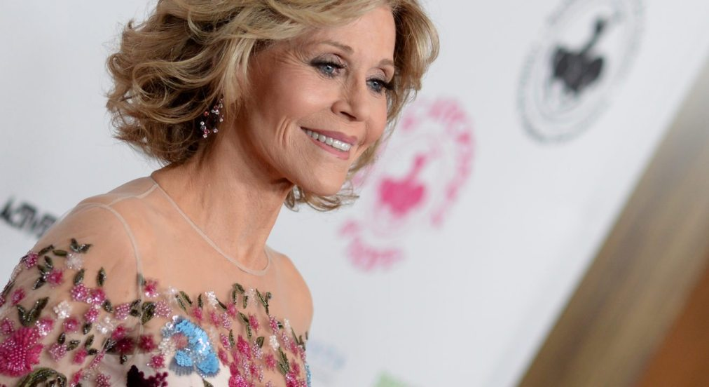 Woman Crush Wednesday: Jane Fonda
