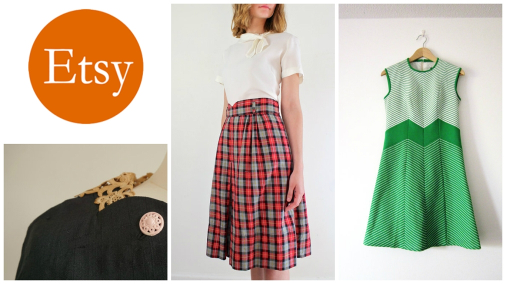 How to Score Good Vintage on Etsy